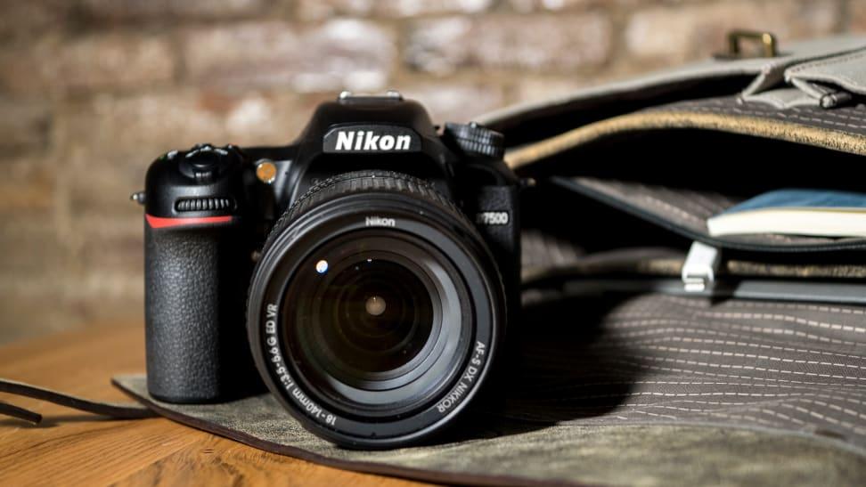 Nikon D7500 Digital Camera Review - Reviewed Cameras
