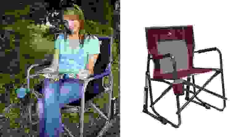 CGI Rocking Chair
