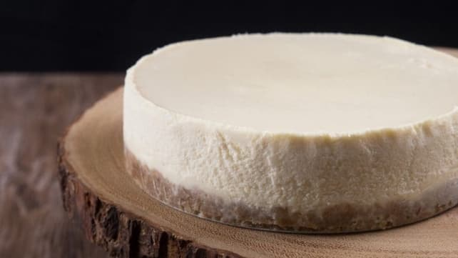Instant Pot New York Cheesecake