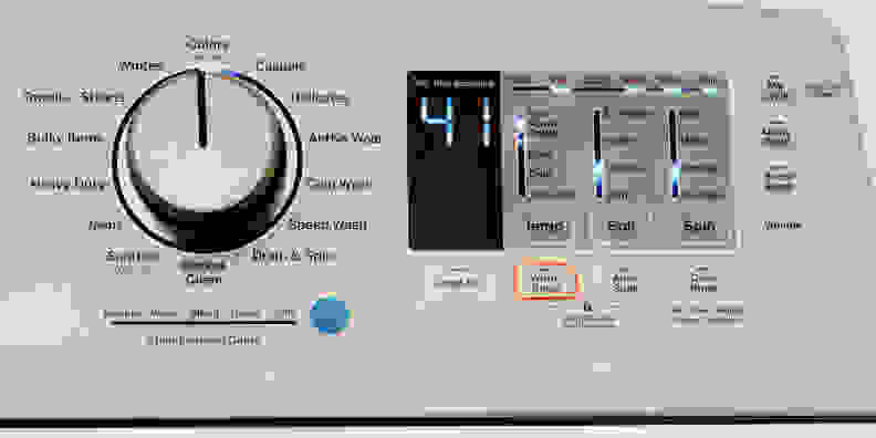 Cycles-on-control-panel