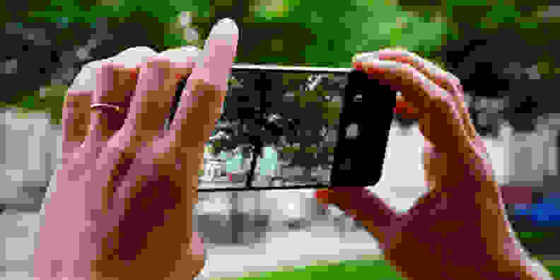 Huawei Mate 9 Camera In Use