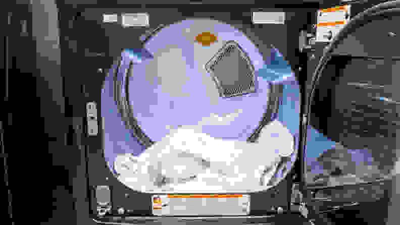 LG DLEX7900BE Drum