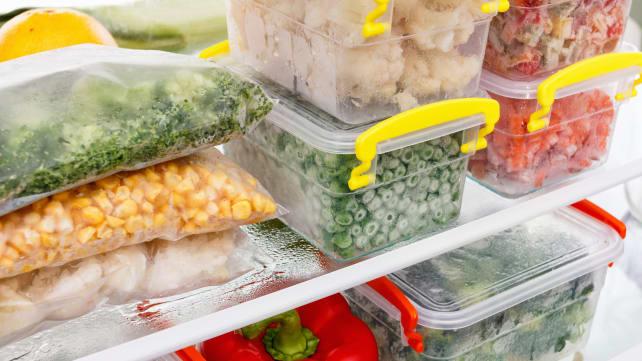 Safe fridge temperature