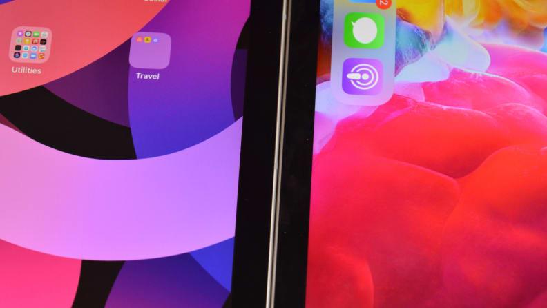 Apple iPad Air 2020 Bezels