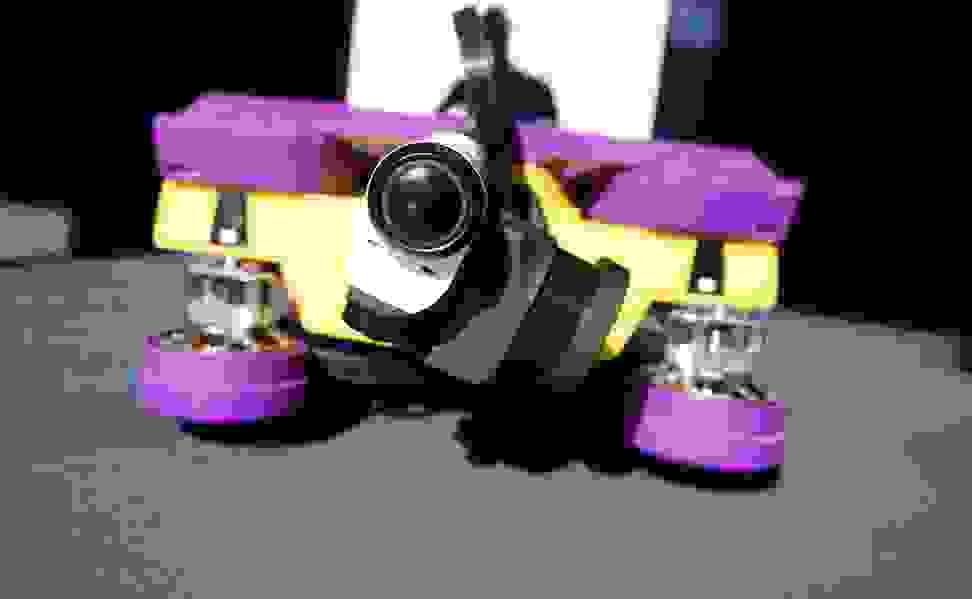 AirDog with Sony cam