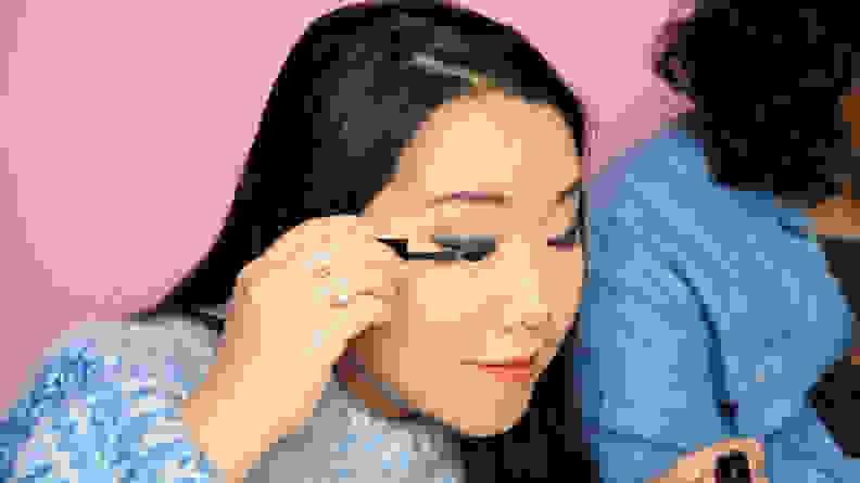 Glam Attack Liquid Eyeshadows from Lady Gaga's Haus Laboratories