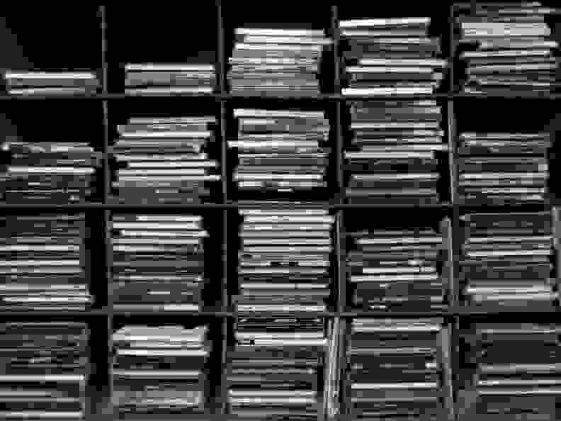 ZS60 Sample - CDs