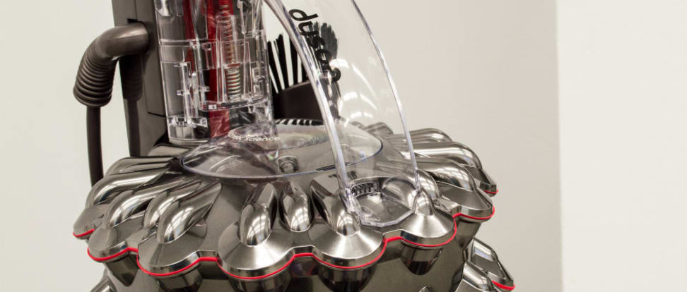 The Dyson Cinetic Big Ball Vacuum