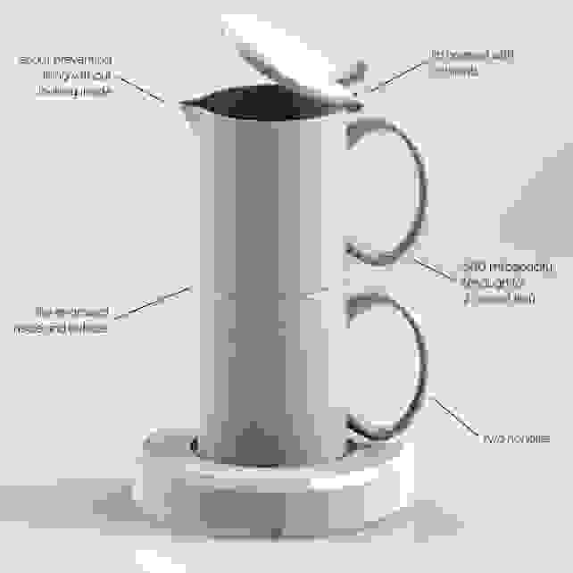KTTL Kettle diagram