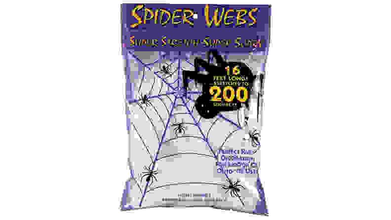 Fun World Costumes Super Stretch Spider Web