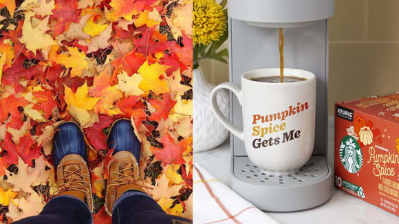 24 things you need if you're obsessed with fall