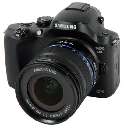 Product Image - Samsung NX20