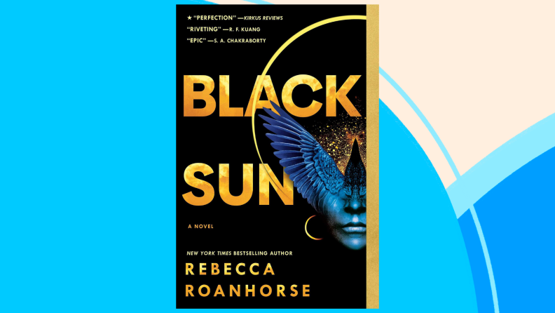 The cover of Black Sun.