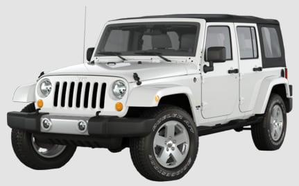 Product Image - 2012 Jeep Wrangler Unlimited Sahara