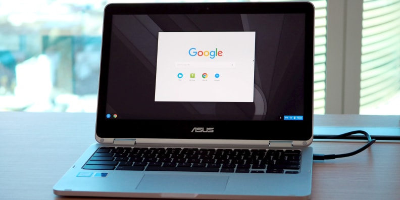 Asus Chromebook Flip 2017