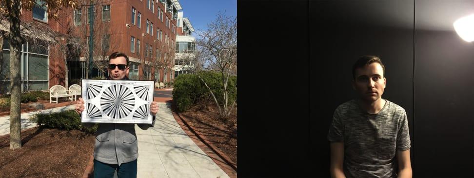Bright Light vs Low Light - iPhone 6s