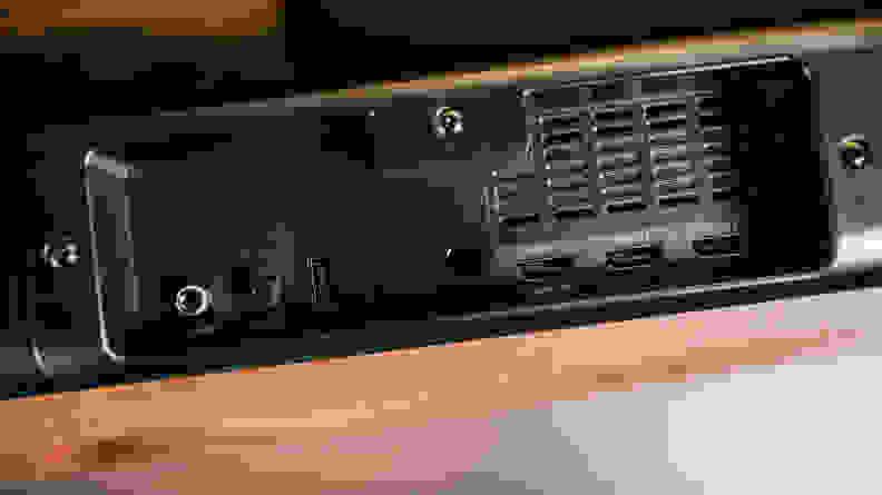 Monoprice SB-600 connections