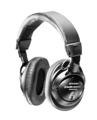 Product Image - Audio-Technica ATH-d40fs