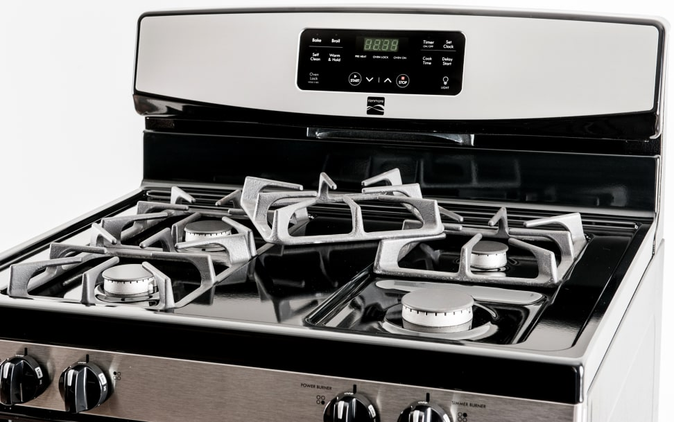 Kenmore 74033 Gas Range With Single Oven Reviewed Ovens