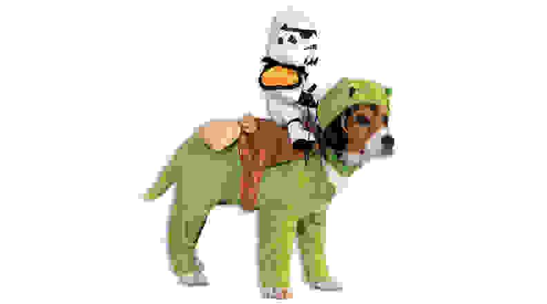 Doggie dewback