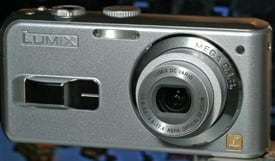 Product Image - Panasonic Lumix DMC-LS2S
