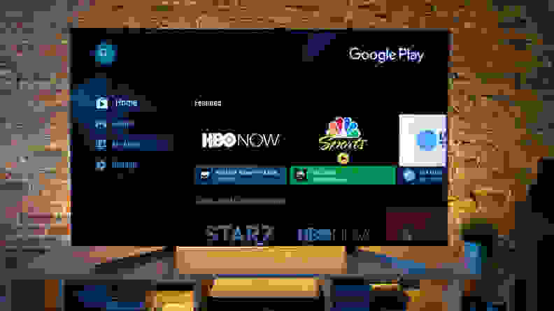Sony X950G Android TV Google Play Store
