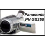 Panasonic pv gs250 pop