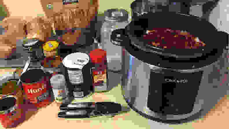 Best pressure cookers - Crock Pot chili