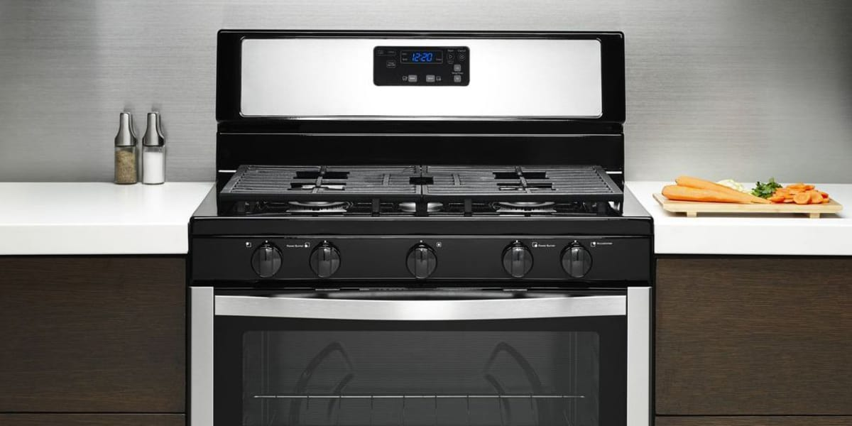 Whirlpool Wfg505m0bs Gas Range Review Reviewed Com Ovens