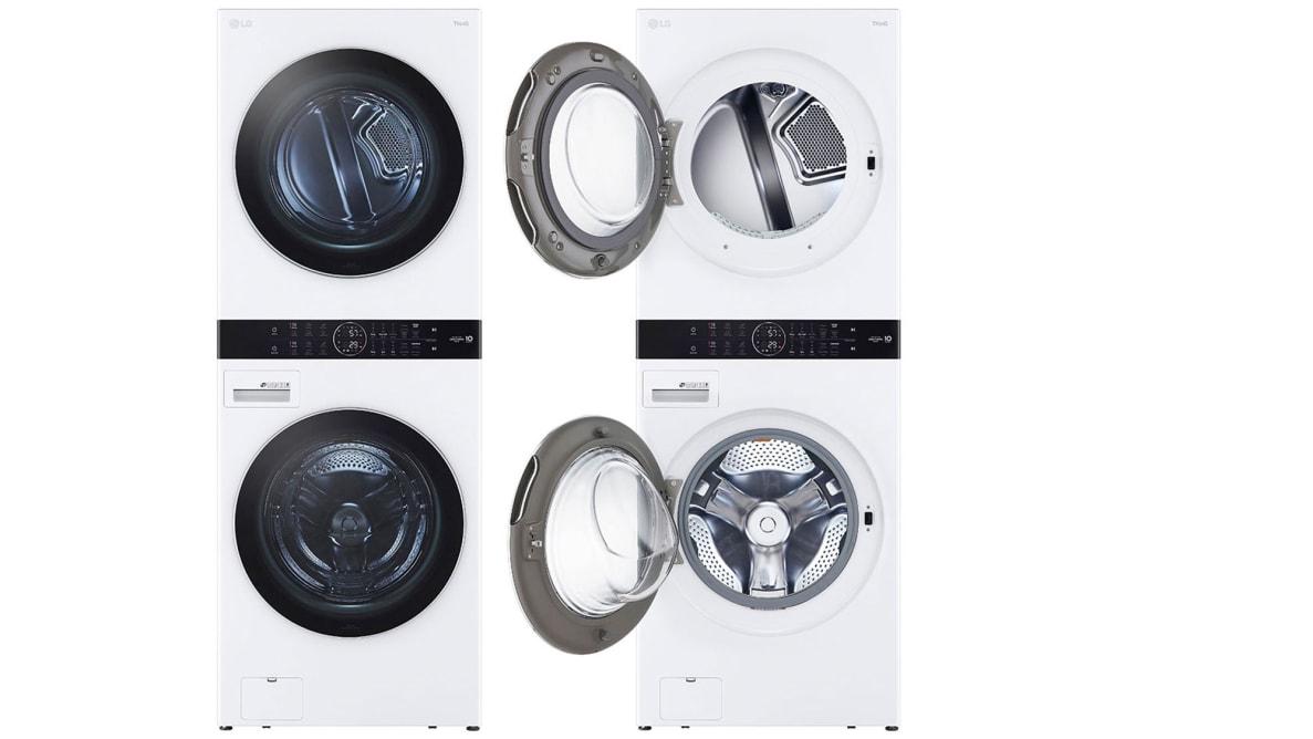LG WKEX200HBA WashTower Review