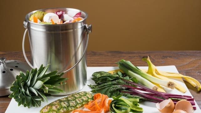 Epica Stainless Steel Composter