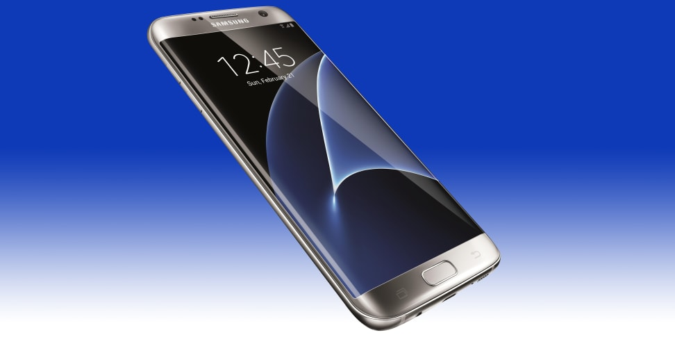 The Samsung Galaxy S7 Edge