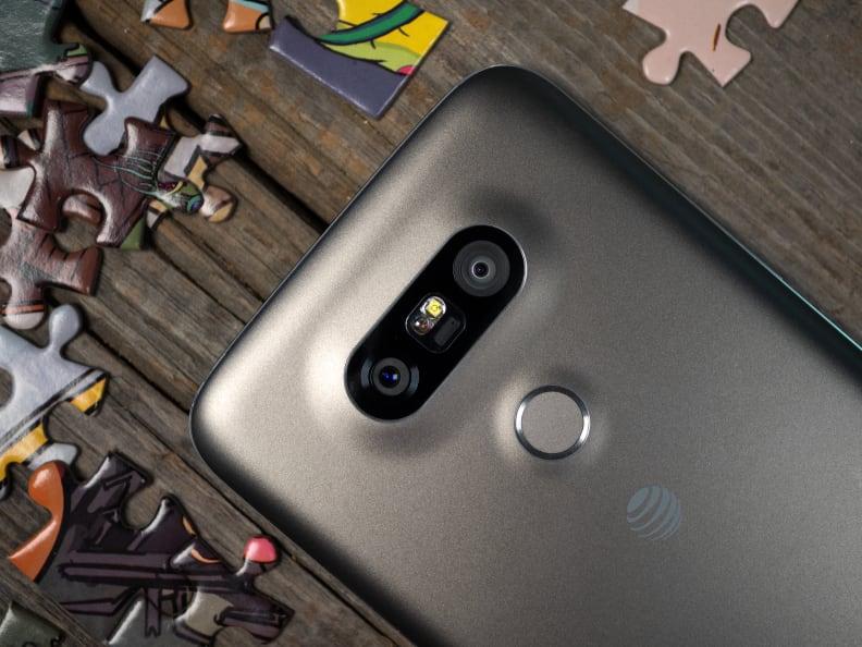 LG G5 Dual Cameras