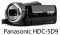 Product Image - Panasonic HDC-SD9