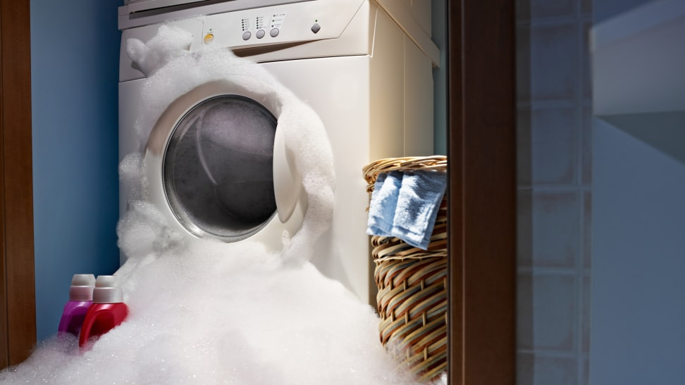 Things you should never put in your washer
