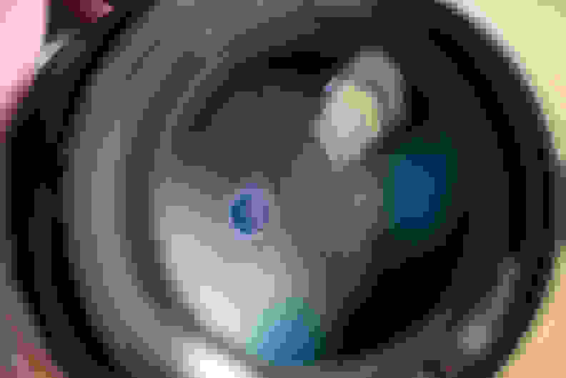 Fujinon 90mm f/2 inside
