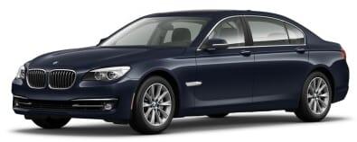 Product Image - 2013 BMW 740Li Sedan