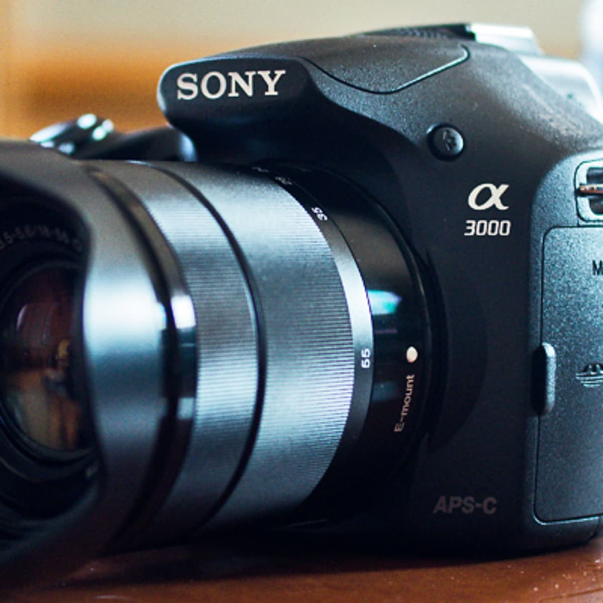 Sony Alpha A3000 First Impressions Review - Reviewed Cameras
