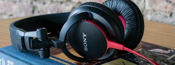 Sony mdr v55 review hero