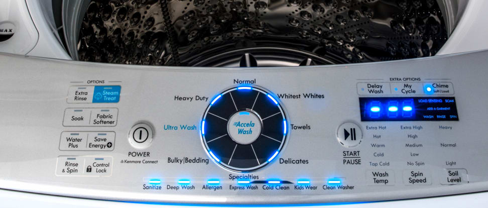 Kenmore Elite 31462 Washing Machine Review - Reviewed Laundry