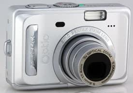 Product Image - Pentax Optio S55