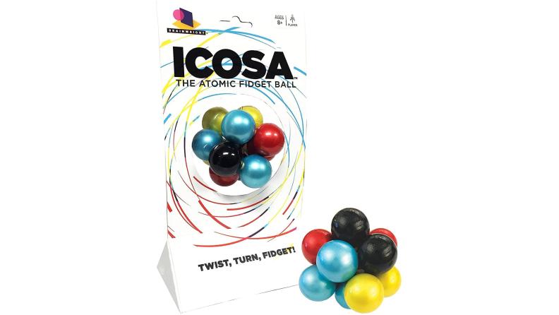 Atomic Puzzle Balls