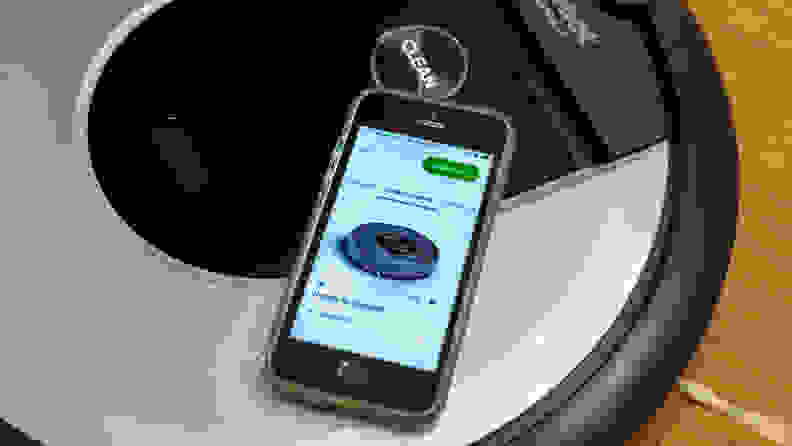 iRobot i6+ App