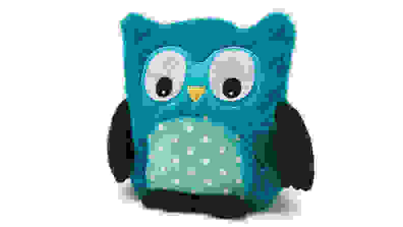 Intelex Microwavable Plush Owl