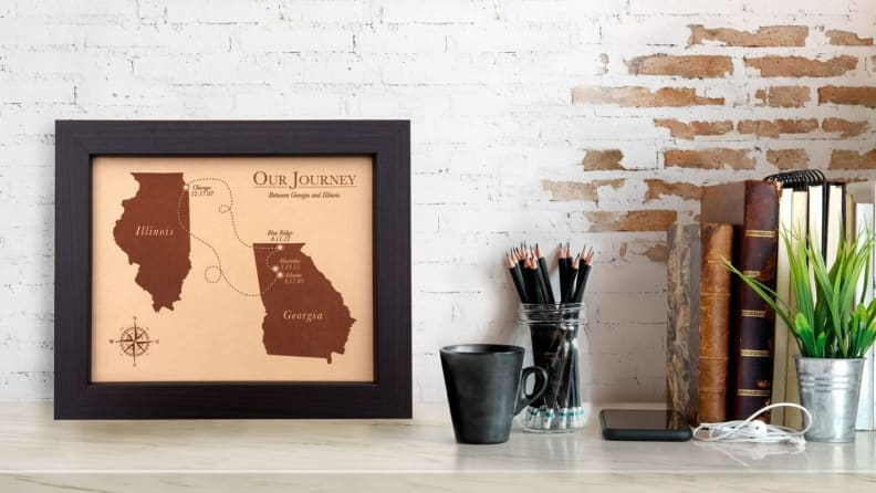 Leather Love Map