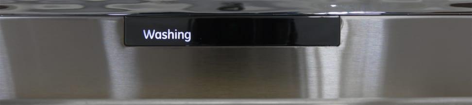 GE PDT760SSFSS—Front Screen On