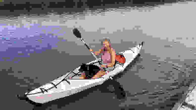 Beach LT Foldable Kayak