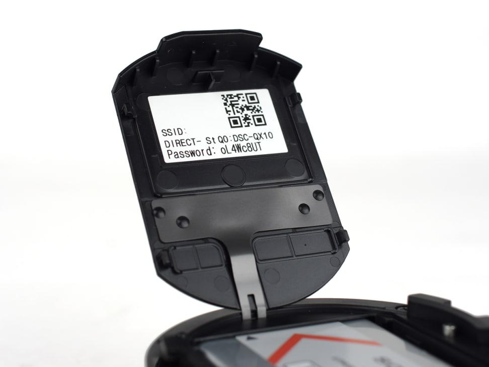 Sony Cyber-shot QX10 Digital Camera Review - Reviewed Cameras