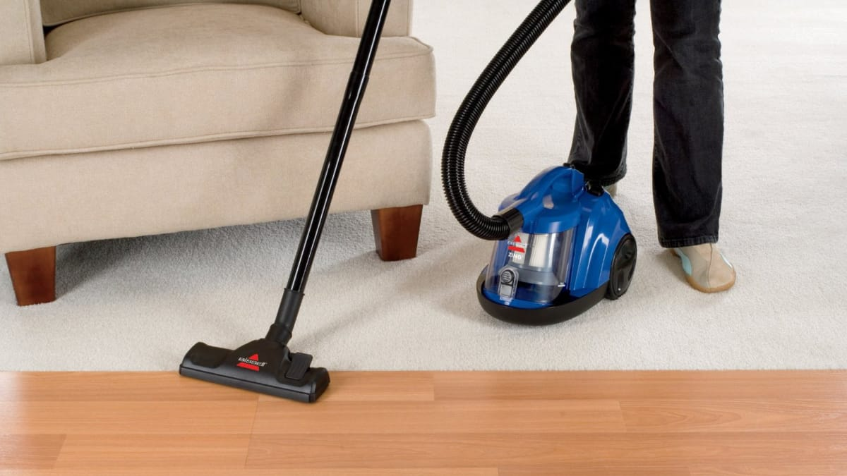 Bissell Zing 6489 Canister Vacuum Cleaner Review Reviewed Com Vacuums
