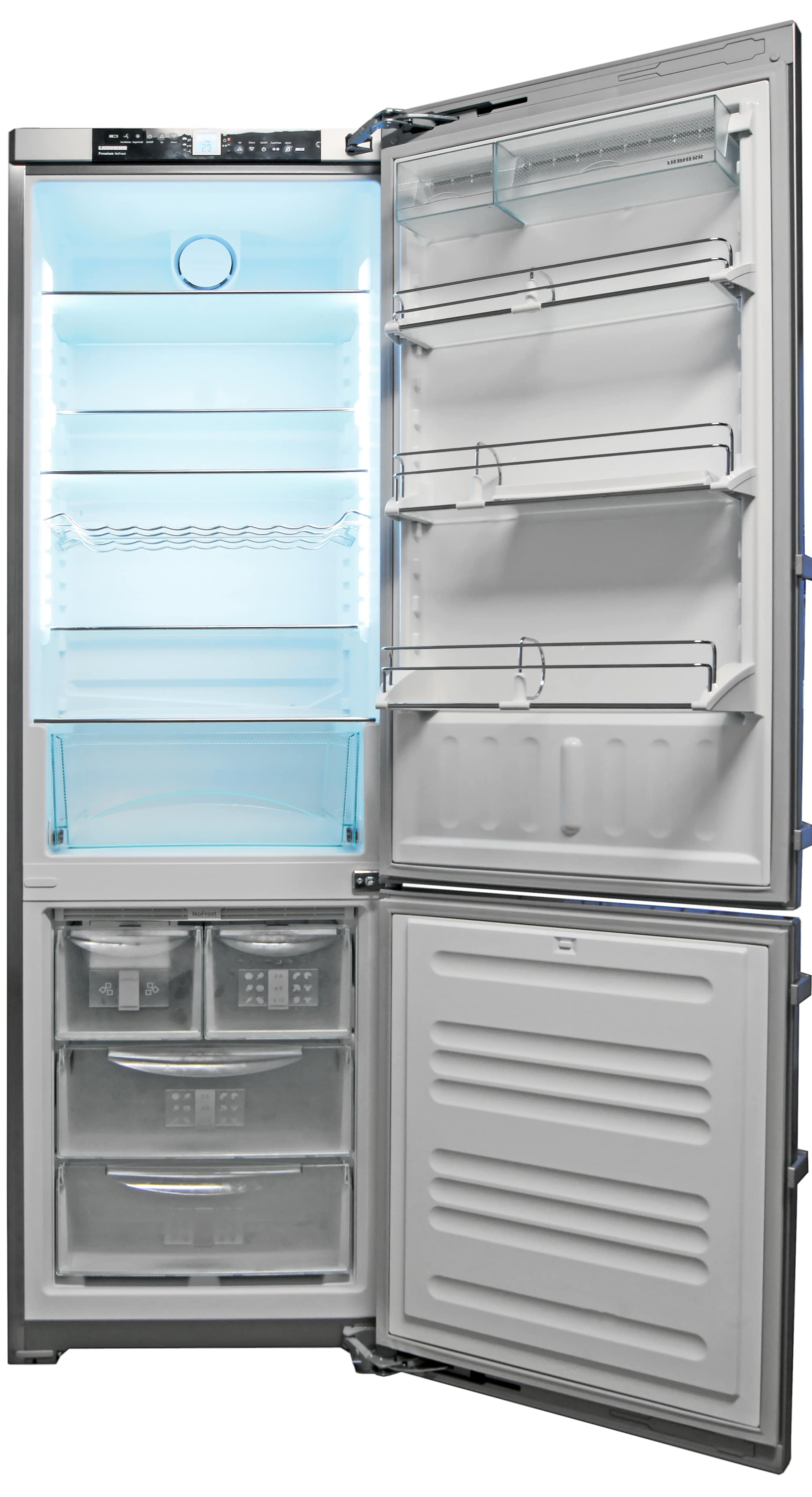 ft frigidaire refrigerator feature cu top main freezer drawer